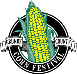corn fest color logo