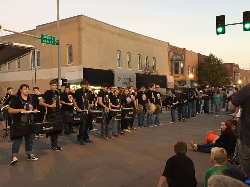 Morris High School (High School Band)