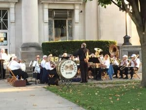 Frankfort Brass band